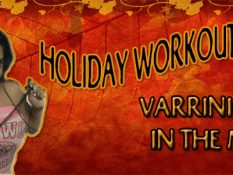 Varrinique In The Mix - Holiday Mix