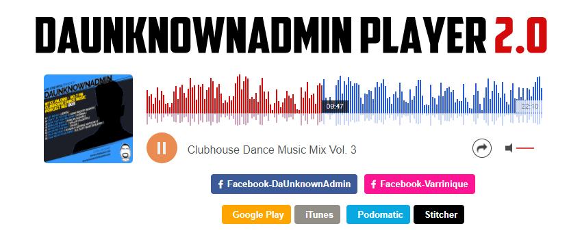 DaUnknownAdmin Player