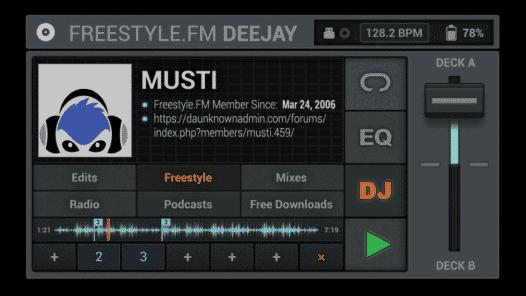 Musti Freestyle Music Mix