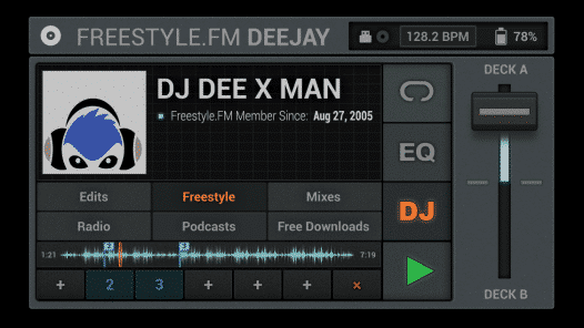 DJ Dee X Man Freestyle Music Mix