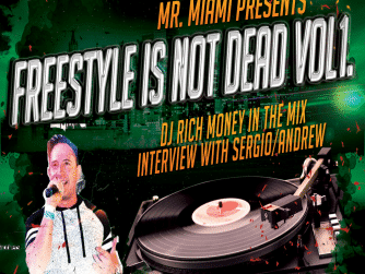Mr. Miami - Freestyle Is Not Dead