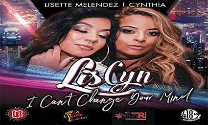I Can't Change Your Mind (Remixes) by Liscyn, Lisette Melendez, Cynthia