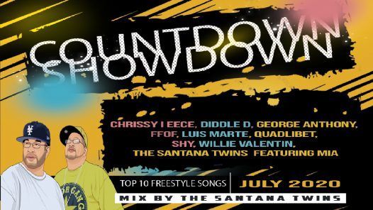 Countdown Showdown 07/2020