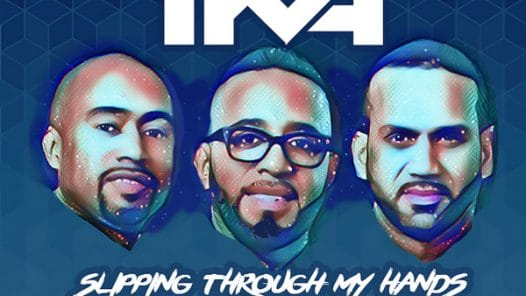 Slipping Through My Hands by K7/TKA