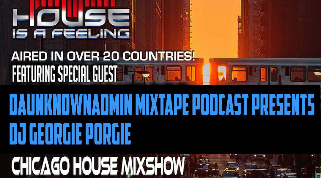 Chicago House DJ Georgie Porgie