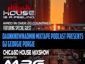 Chicago House DJ Georgie Porgie