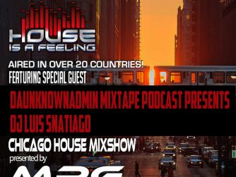 Chicago House DJ Luis Santiago