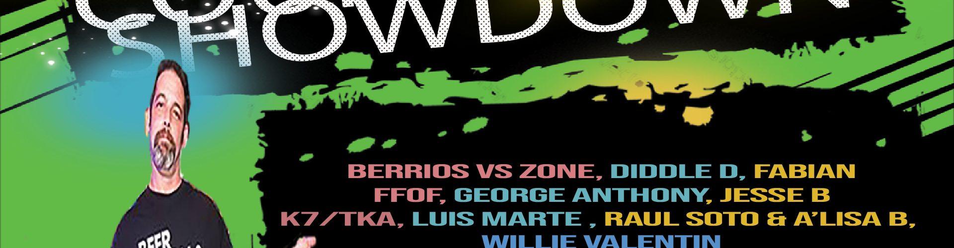 August Coundown Showdown with DJ Xtacy