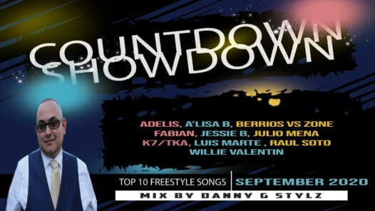 10 Top Freestyle Songs Countdown Showdown September