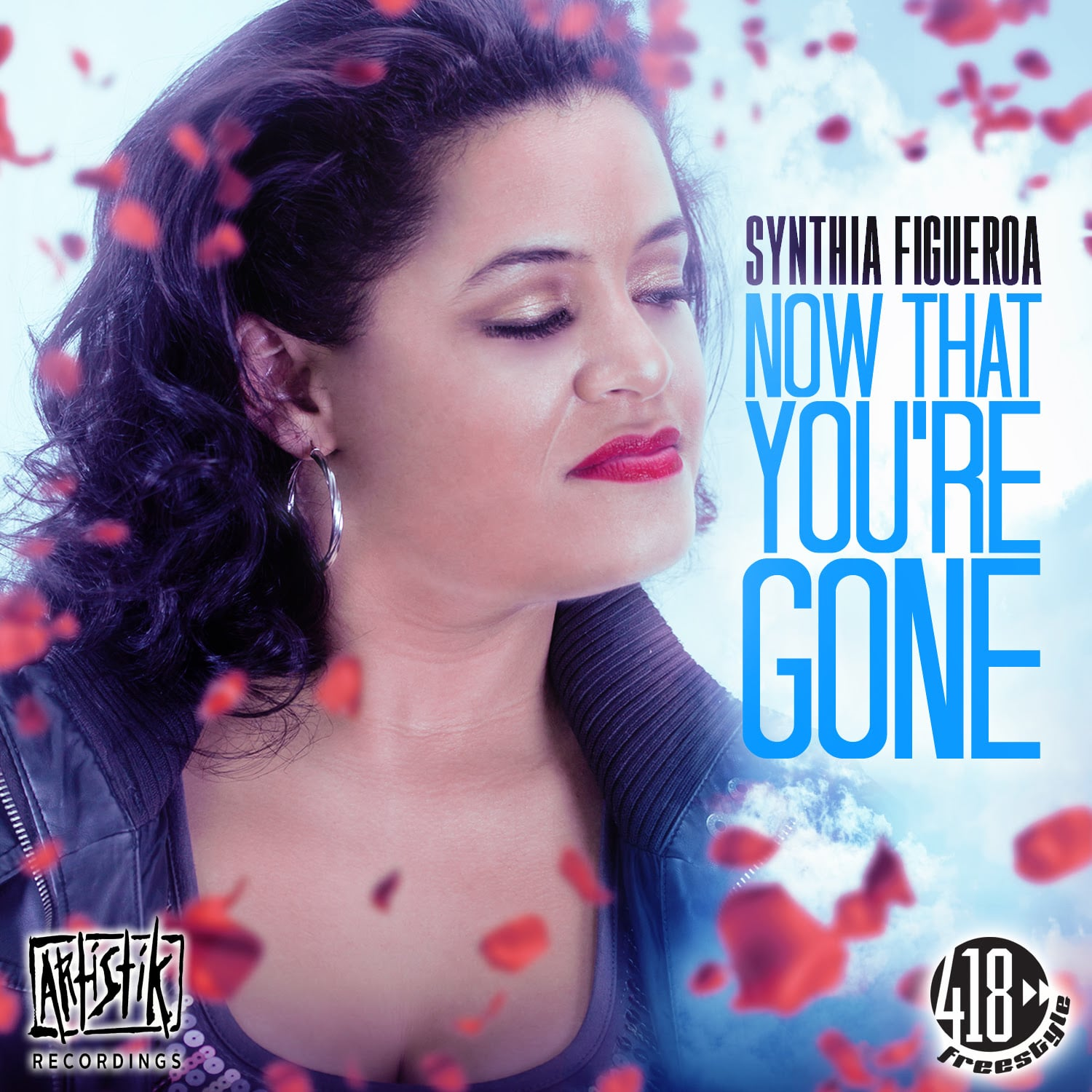 Now That You're Gone by Synthia