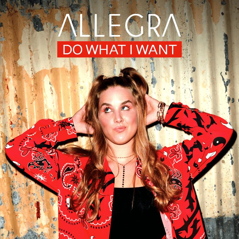 Allegra - Do What I Want (Radikal Recs)