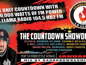 Countdown Showdown - January 2021