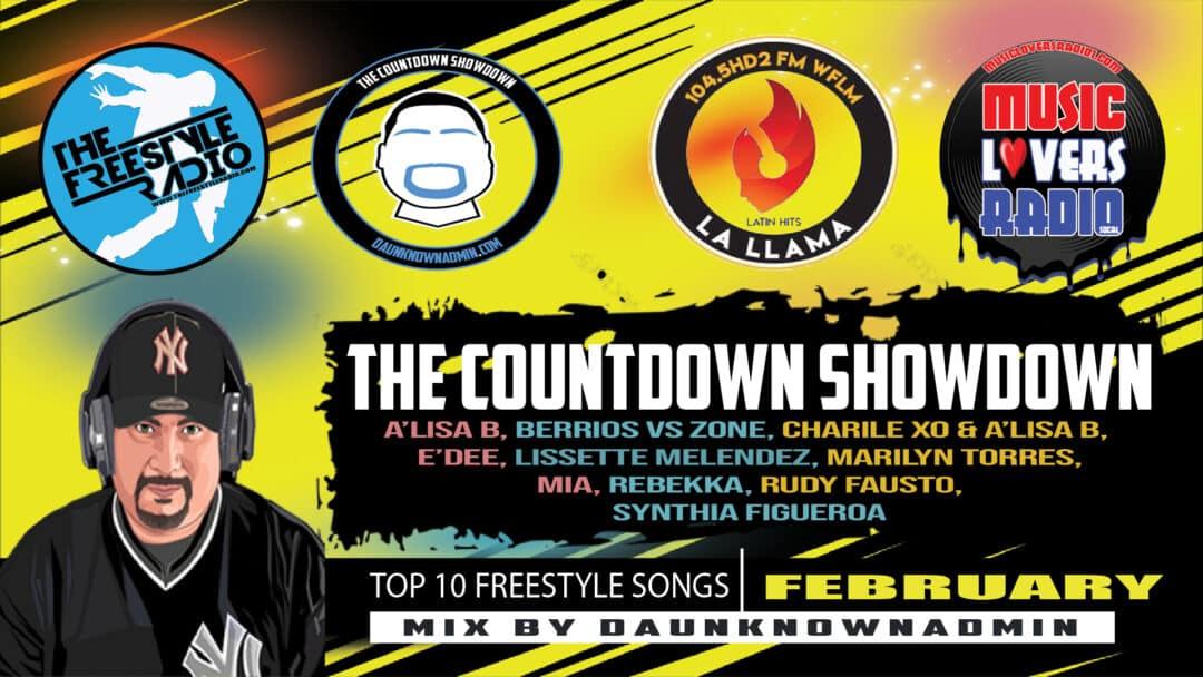 Freestyle Countdown Showdown 2021