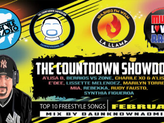Freestyle Countdown Showdown 2021