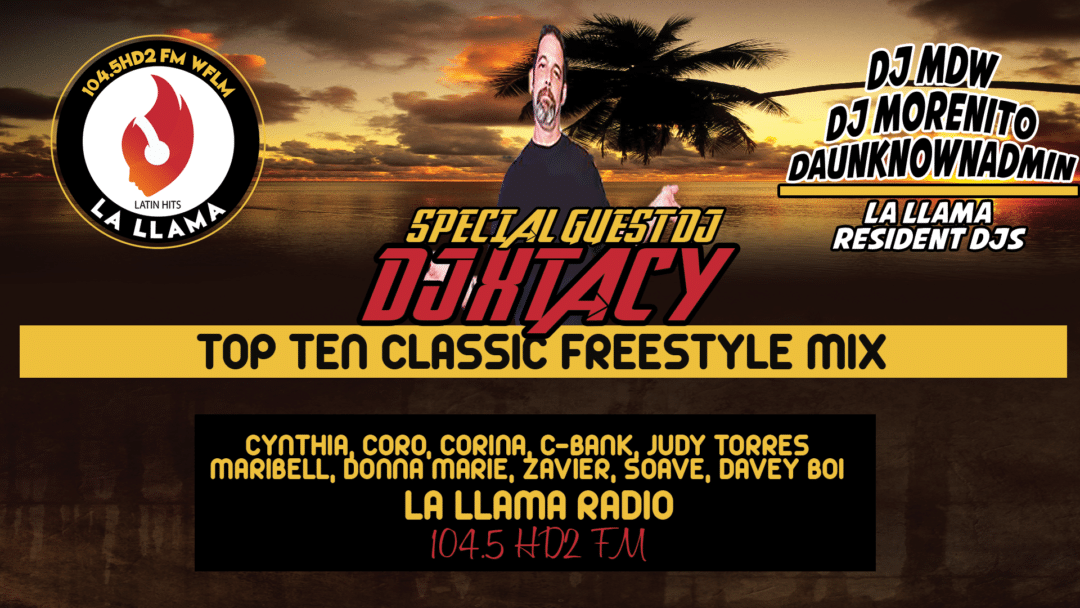 Classic Freestyle Mix by DJ Xtacy