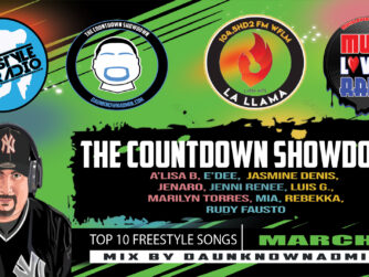 Countdown Showdown March 2021