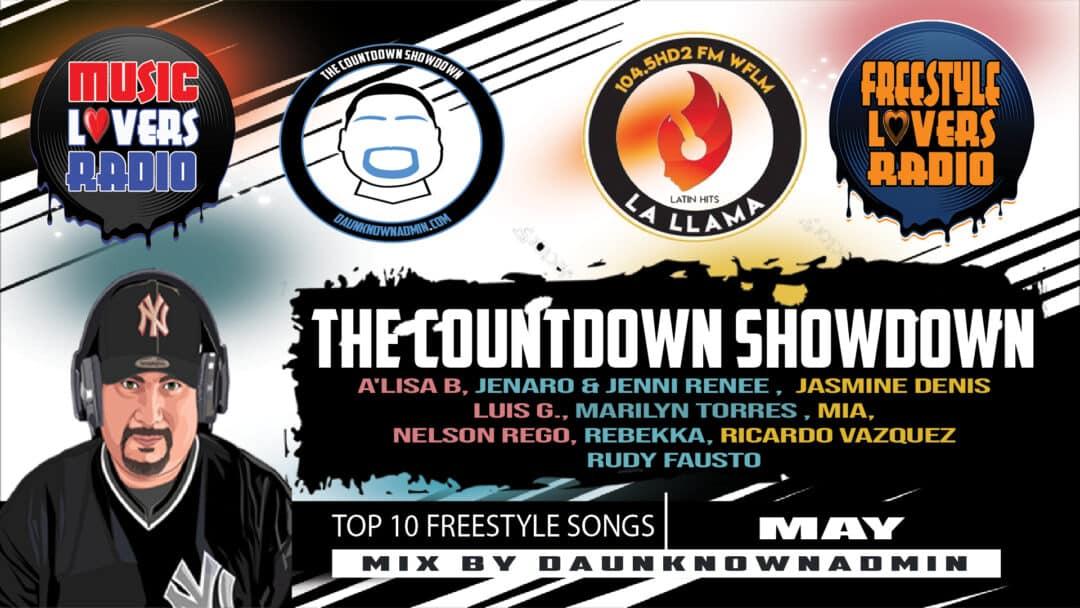 The Countdown Showdown - May 2021