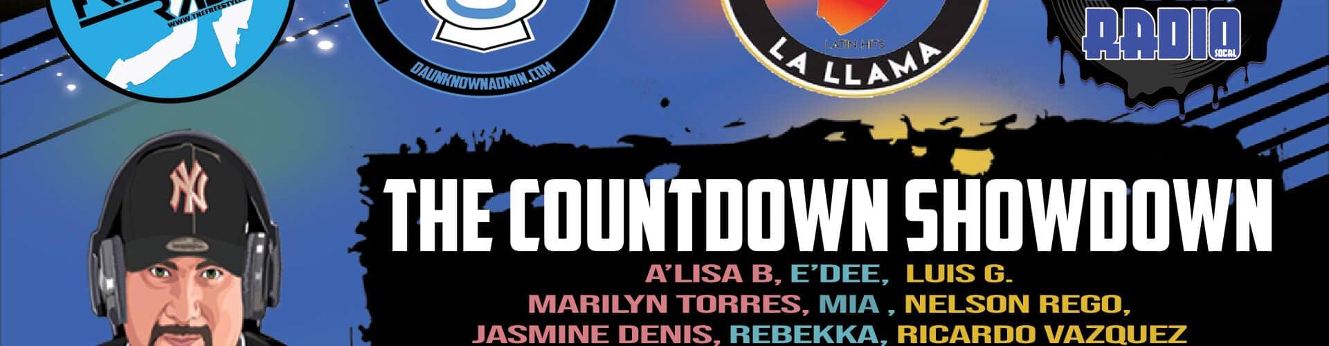 The Countdown Showdown - April 2020