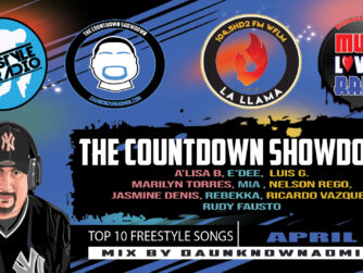 The Countdown Showdown - April 2020